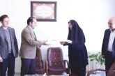 امضای تفاهم نامه همکاری آموزشی سازمان نظام مهندسی ساختمان آذربایجان شرقی و سازمان مدیریت صنعتی آذربایجان شرقی