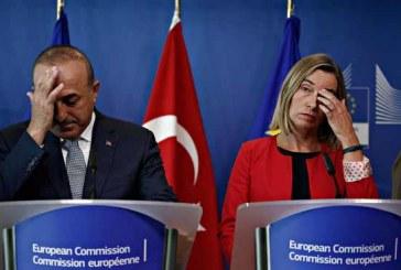 مسلمان بودن اکثریت جمعیت ترکیه ، در جهت گیری اتحادیه اروپا نسبت به این کشور تاثیرگذار است