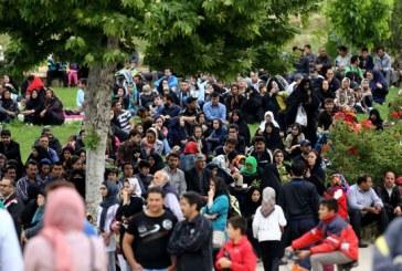 نشاط اجتماعی در استان آذربایجان شرقی