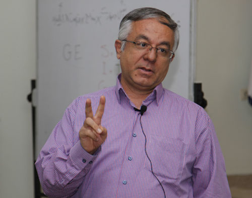 دکتر بهزاد ابوالعلایی در سمینار توانمندسازی و توسعه منابع انسانی